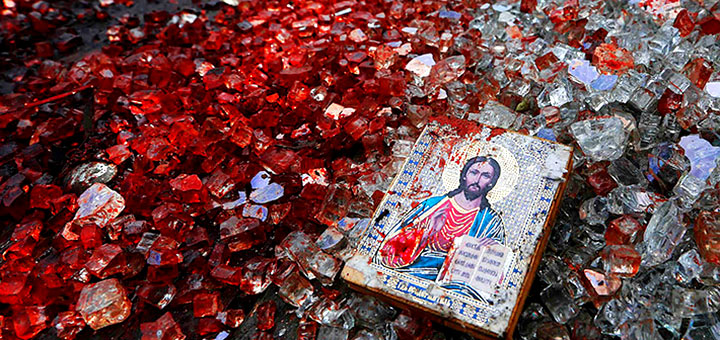 Он погиб в бою за Донецк