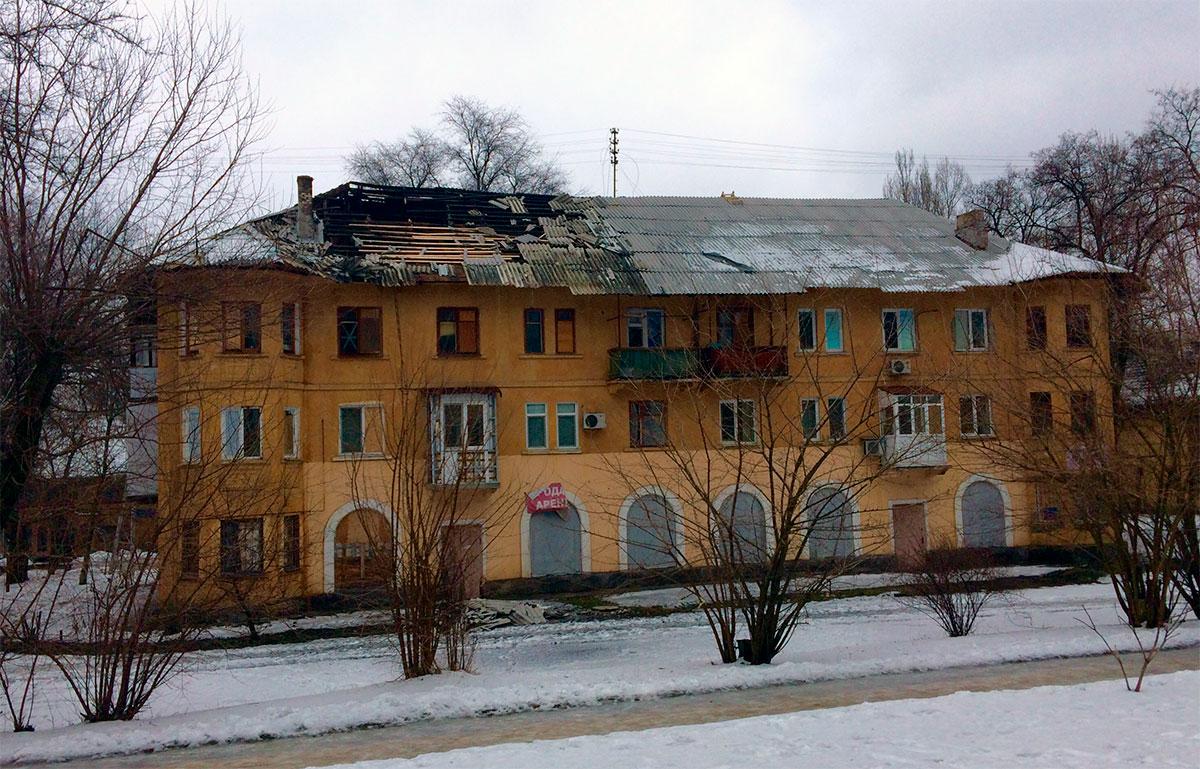 Операция «У», дятел мира и другие приключения Донецка