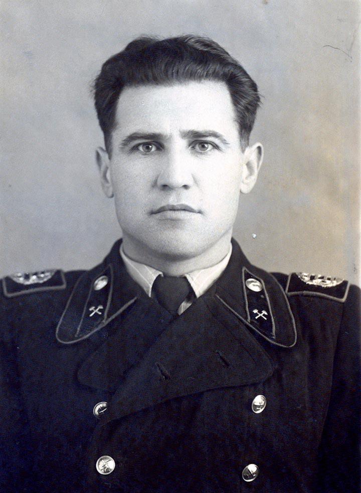 Василий Решетков
