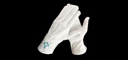 масонские перчатки